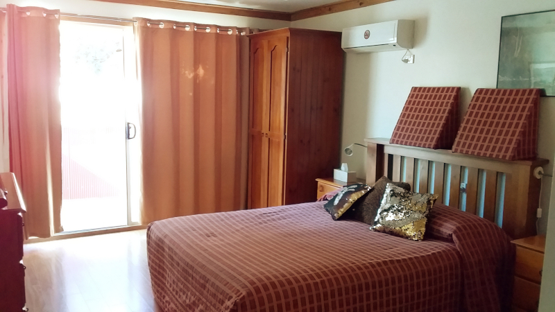 Queen single curtains 2